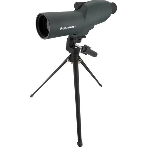 "Celestron 15-45x Zoom Refractor 2""/50mm Spotting Scope Kit"