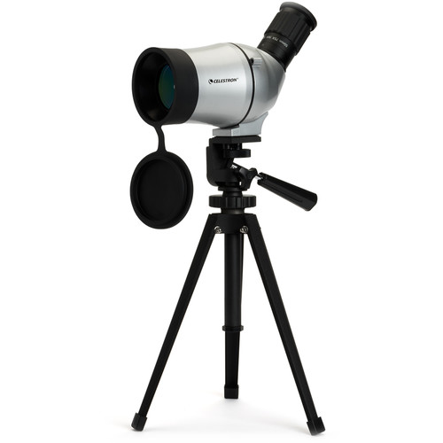 "Celestron C50 Mini Mak 2""/50mm Waterproof Catadioptric Spotting Scope Kit"