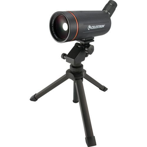 "Celestron C70 Mini Mak 2.7""/70mm Maksutov-Cassegrain Spotting Scope Kit"