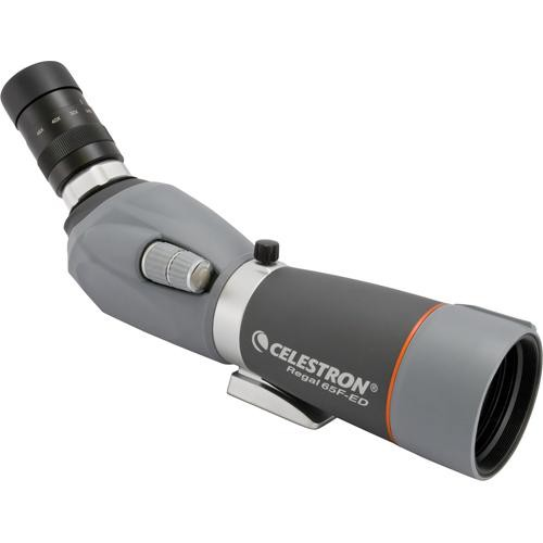 Celestron Regal 65 F-ED 16-48x65mm Spotting Scope Kit