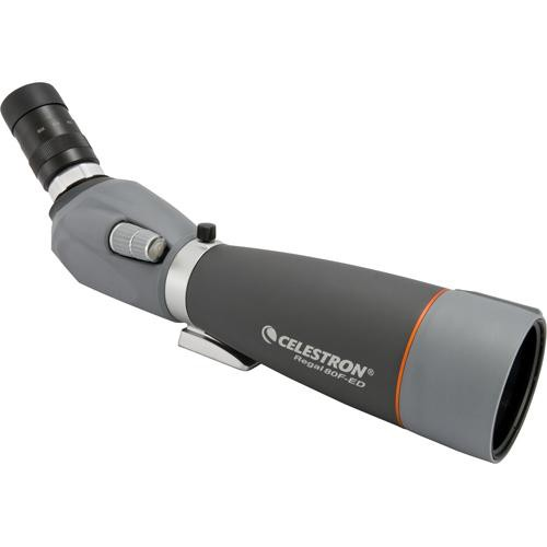 "Celestron Regal 80 F-ED 3.1""/80mm Spotting Scope Kit"