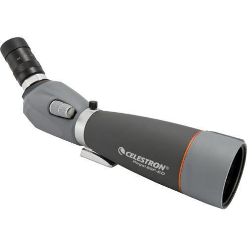"""Celestron Regal 80 F-ED 3.1""""/80mm Spotting Scope Kit"""