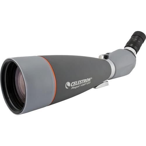 "Celestron Regal 100 F-ED 4""/100mm Spotting Scope Kit"