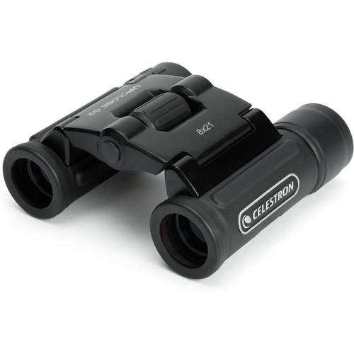 Celestron UpClose G2 8x21 Roof Binoculars