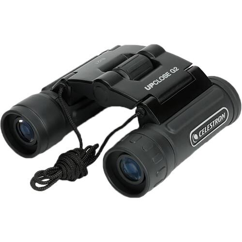 Celestron UpClose G2 8x21 Roof Binocular (Clamshell Packaging)