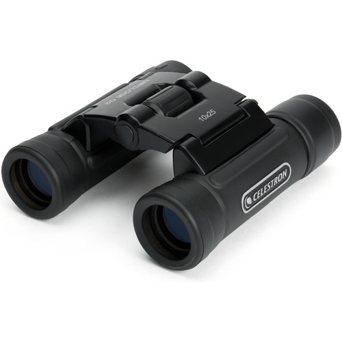 Celestron 10x25 UpClose G2 Roof Binocular (Clamshell Packaging)