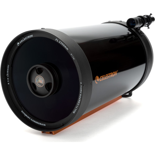 Celestron C9.25-A (XLT) 2350mm f/10 Aluminum OTA w/ XLT (CG-5 Mount Version)
