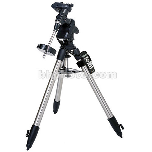 Celestron CG-5 Motorized Equatorial Telescope Mount with Tripod