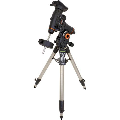Celestron CGEM Motorized Go-To Equatorial Mount with Tripod