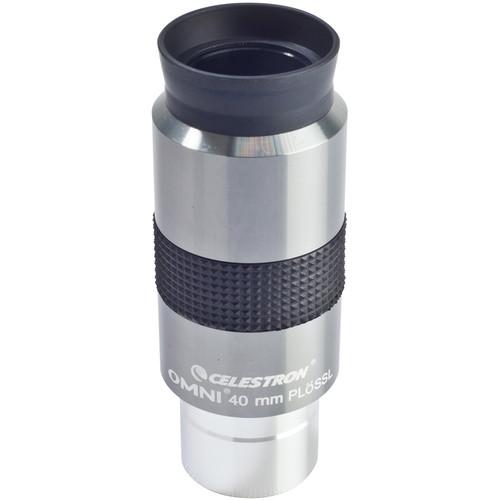 "Celestron Omni 40mm Eyepiece (1.25"")"