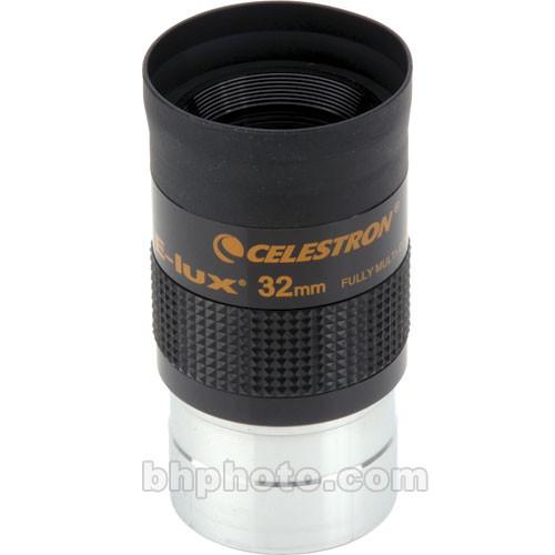 "Celestron E-Lux 32mm Eyepiece (2"")"