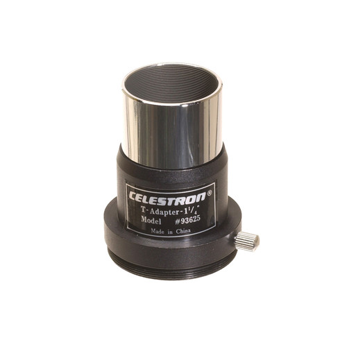"""Celestron SLR (35mm OR Digital) Camera Adapter for All Refractor and Reflector Telescopes which Accept 1.25"""" Eyepieces - Requires Camera-Specific T-Mount Adapter"""
