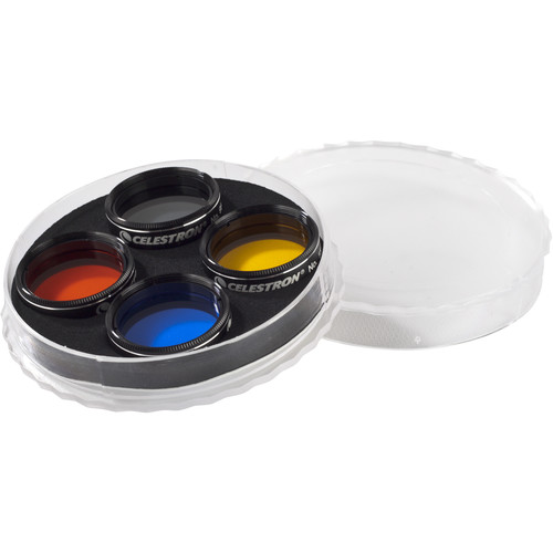 "Celestron Eyepiece Filter Set (1.25"")"
