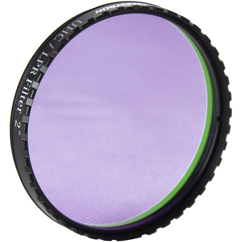 """Celestron UHC (Ultra High Contrast) Light Pollution Reduction 48mm Filter (Fits 2"""" Eyepieces)"""