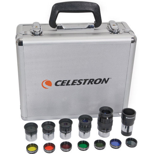 "Celestron Eyepiece and Filter Kit (1.25"")"