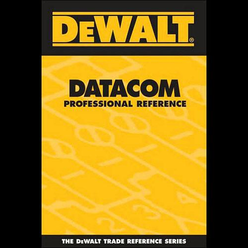 Cengage Course Tech. DeWALT Datacom Professional Reference