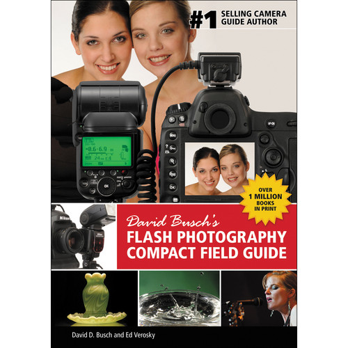 Cengage Course Tech. Book: David Busch's Flash Photography Compact Field Guide (1st Edition)