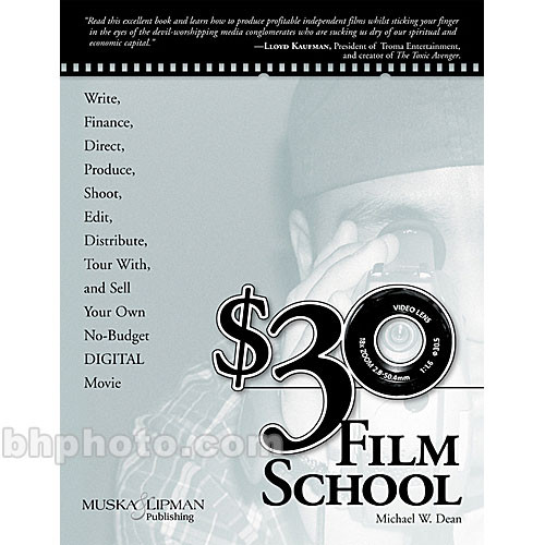 Cengage Course Tech. Book: $30 Film School, 2nd edition