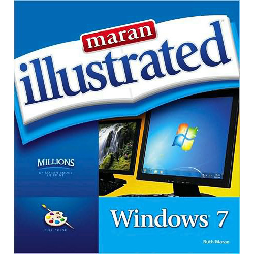 Cengage Course Tech. Book: Maran Illustrated Windows 7 by Ruth Maran