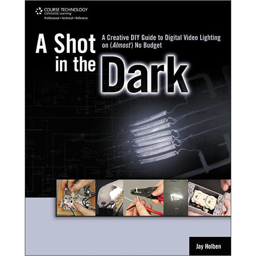 Cengage Course Tech. Book: A Shot in the Dark by Jay Holben