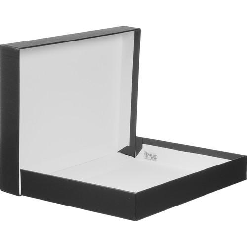 "Century Archival Storage Century Box #1085 Clamshell - 8 x 10 x 2"""
