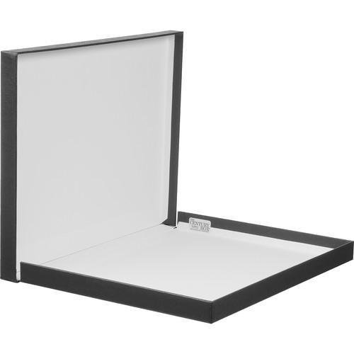 "Century Archival Storage Century Box #1114 Clamshell - 11 x 14 x 1"""