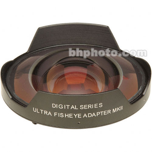 Century Precision Optics DS-FEWA-58 0.3x Ultra Fish-eye Adapter Lens - 58mm