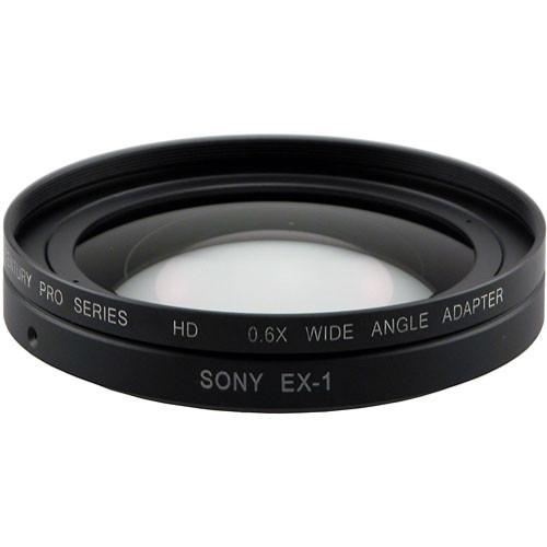 Century Precision Optics 0HD-06WA-EX1 0.6x Wide Angle Adapter Lens