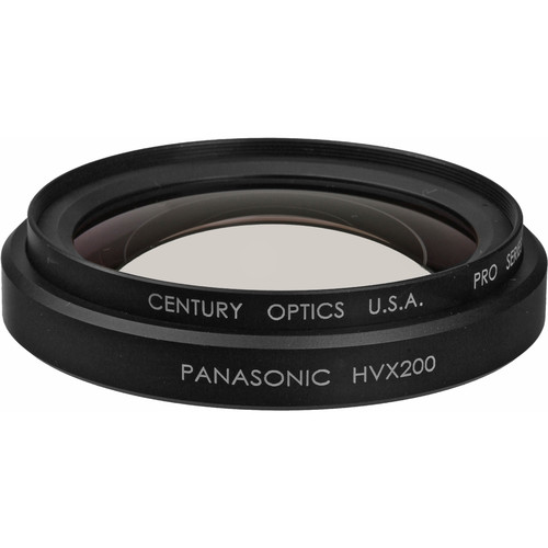 Century Precision Optics 0.6x Wide Angle Adapter Lens for Panasonic HVX200