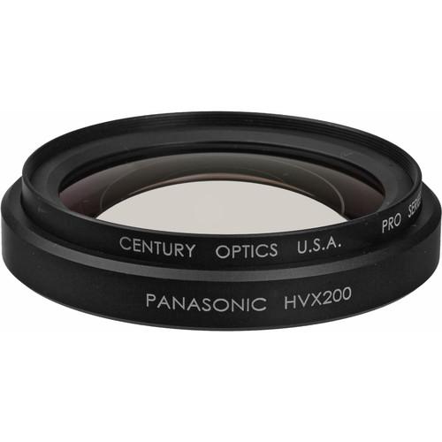 Century Precision Optics 0.6x Wide Angle Adapter Lens for Panasonic HVX200
