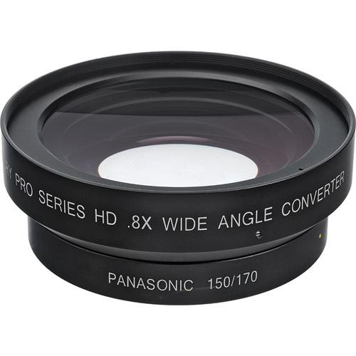 Century Precision Optics 0HD-08CV-AG 0.8x Wide Angle Adapter Lens