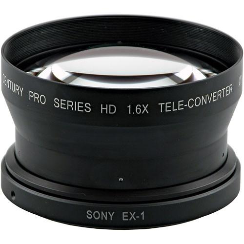 Century Precision Optics 0HD-16TC-EX1 1.6x Telephoto Converter Lens