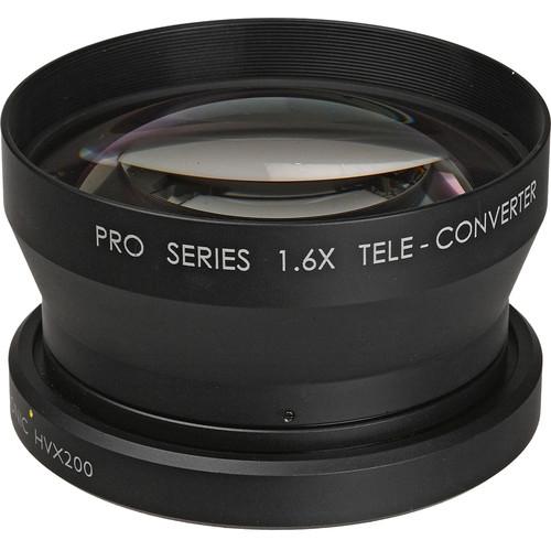 Century Precision Optics 0HD-16TC-HVX 1.6x Telephoto Converter Lens for Panasonic HVX-200