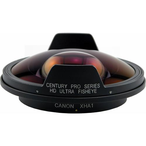 Century Precision Optics 0HD-FE3X-XLH  0.3x Ultra Fisheye Adapter Lens