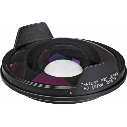 Century Precision Optics 0HD-FE3X-Z7U 0.3x Ultra Fisheye Adapter Lens