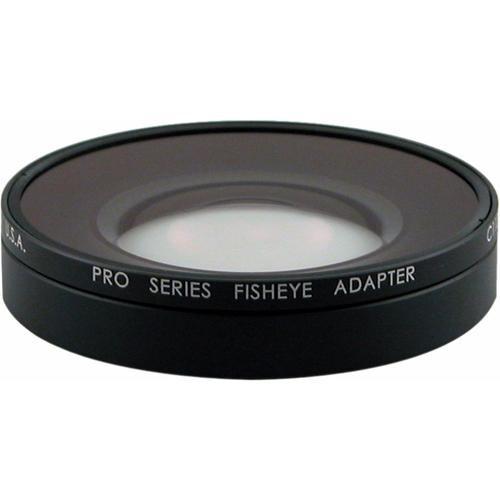Century Precision Optics 0HD-FEAD-SH6 0.3x Ultra Fisheye Adapter Lens