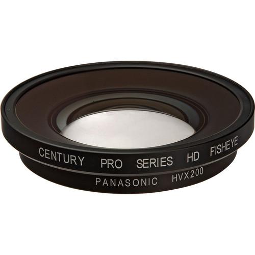 Century Precision Optics 0.55x Fisheye Adapter Lens for Panasonic HVX200