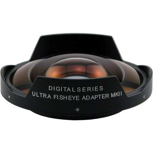 Century Precision Optics 0HD-FEWA-46 Xtreme Fisheye Adapter Lens for JVC GY-HM100
