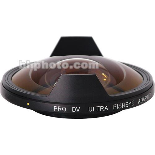 Century Precision Optics Xtreme Fisheye Adapter Lens for Sony HDR-FX1 & HVR-Z1U