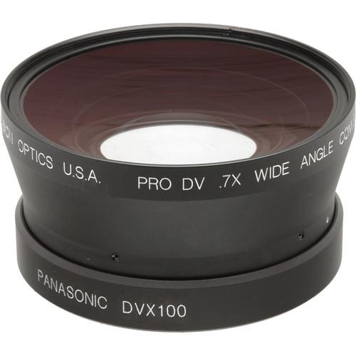 Century Precision Optics 0.7x Wide Angle Converter Lens for Panasonic AG-DVX100A and AG-DVX100