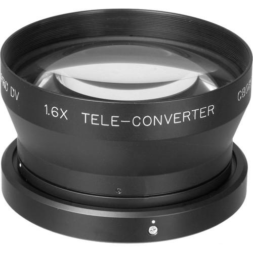 Century Precision Optics 1.6x Telephoto Converter Lens for Panasonic  AG-DVX100A and AG-DVX100