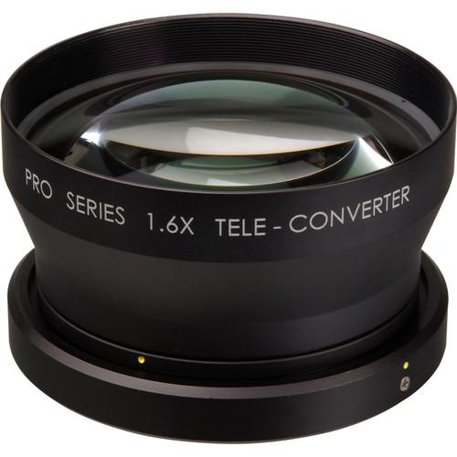 Century Precision Optics 1.6x Telephoto Converter Lens for Sony HDR-FX1 & HVR-Z1U