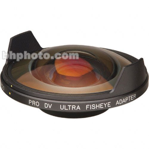 Century Precision Optics VS-FE3X-DVX .3x Ultra Fisheye Adapter