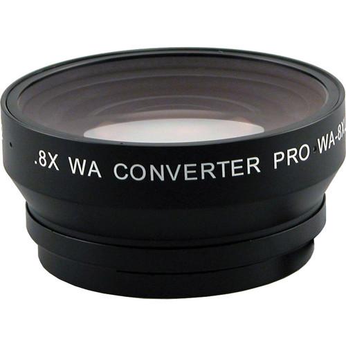 Century Precision Optics 0.8x HD Wide Angle Converter for Canon XF300 / 305