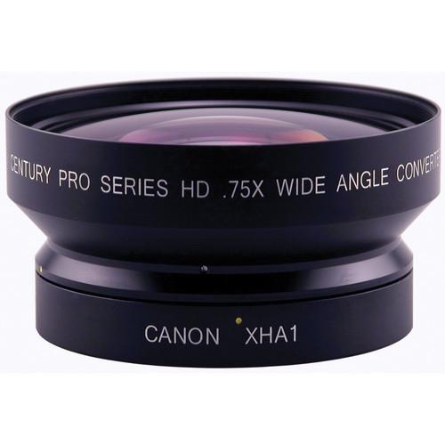 Century Precision Optics .75X HD Wide Angle Converter Canon Bayonet Mount