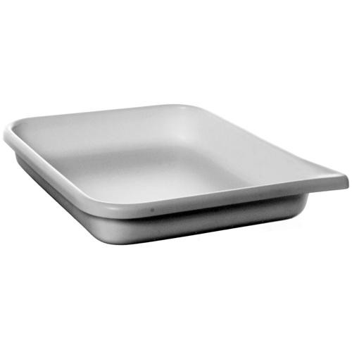 """Cescolite Heavy-Weight Plastic Developing Tray (10x12"""", White)"""