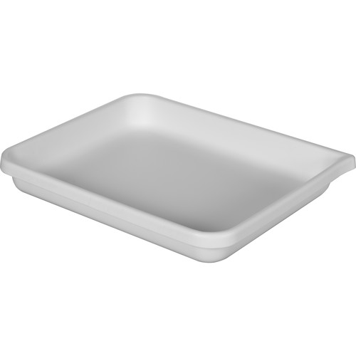 Cescolite Heavy-Weight Plastic Developing Tray (White) - 11x14""