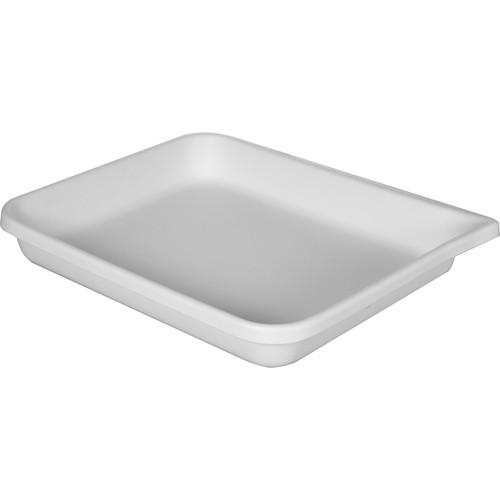 Cescolite Heavy-Weight Plastic Developing Tray (White) - 14x17""