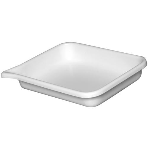 """Cescolite Heavy-Weight Plastic Developing Tray (White) - for 16x20"""" Paper"""