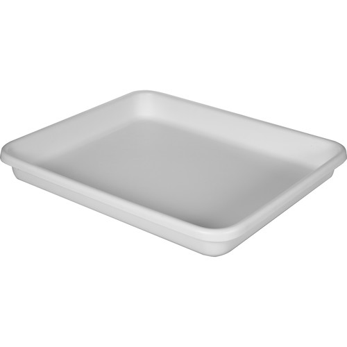 Cescolite Heavy-Weight Plastic Developing Tray (White) - 18x22""